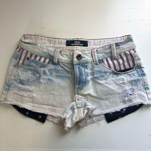 REDwhite&BLUE shorts 🇺🇸🇺🇸🇺🇸